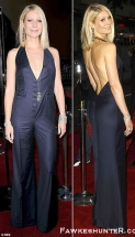 Maybe my all-time fave. Stella McCartney Jumpsuit for Iron Man Premiere 2008