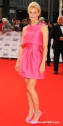 Showstopping Pink Prada at the National Movie Awards 2010