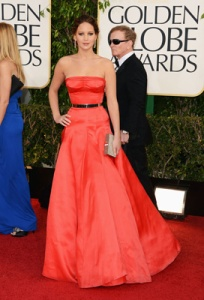 Jennifer Lawrence Dior Haute Couture