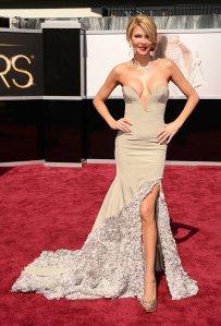 Brandi Glanville Oscars 2013