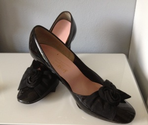 Vintage Patent Heels