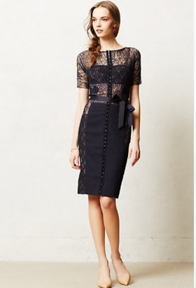 Carissima Sheath at Anthropologie