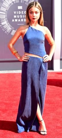 Sarah Hyland Red Carpet Style - Rachel Fawkes San Francisco Fashion Stylist