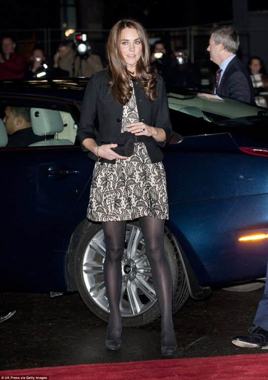 Kate Middleton in Topshop and Ralph Lauren - Rachel Fawkes San Francisco Fashion Stylist