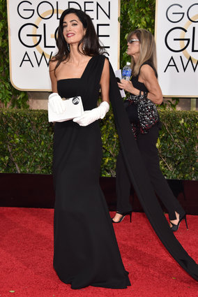 Amal Clooney_Dior_Golden Globes 2015_Rachel Fawkes San Francisco Fashion Stylist