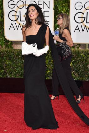 Amal Clooney_Dior_Golden Globes 2015_Rachel Fawkes San Francisco Fashion Stylist
