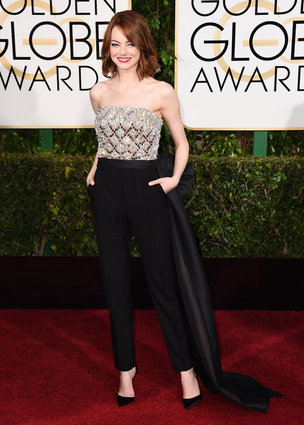 Emma Stone_Lanvin_Golden Globes 2015_Rachel Fawkes San Francisco Fashion Stylist