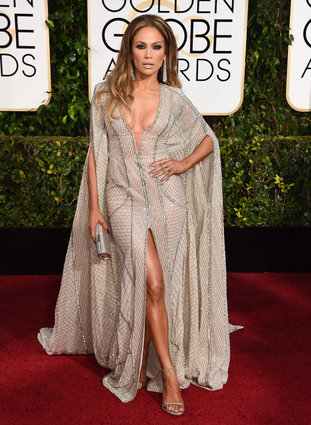 Jennifer Lopez_Zuhair Murad_Golden Globes 2015_Rachel Fawkes San Francisco Fashion Stylist