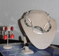 Jewelry options.