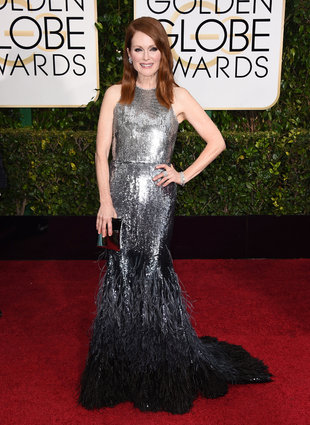 ulianne Moore_Givenchy_Golden Globes 2015_Rachel Fawkes San Francisco Fashion Stylist
