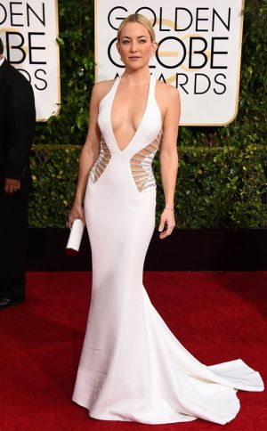 Kate Hudson_Atelier Versace_Golden Globes 2015_Rachel Fawkes San Francisco Fashion Stylist