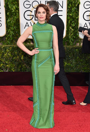 Ruth Wilson_Prada_Golden Globes 2015_Rachel Fawkes San Francisco Fashion Stylist