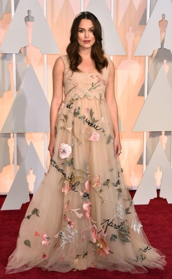 Keira Knightley_Valentino_Oscars 2015_Rachel Fawkes San Francisco Fashion Stylist